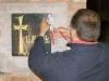 Wmurowanie kamienia węgielnego 13 maja 2008